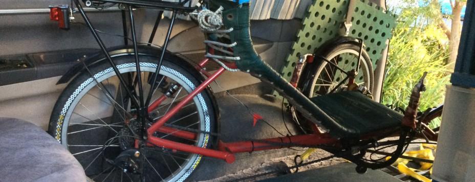 Jasons bike
